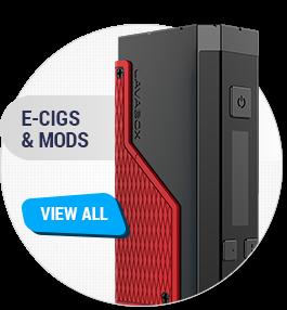 E-Cigs & Mods